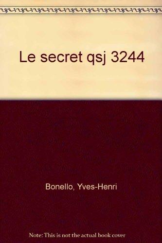 Le secret by Yves-Henri Bonello (1998-11-01)