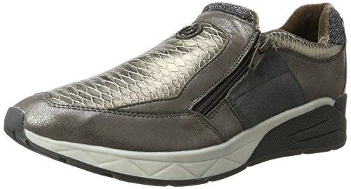 bugatti J8363pr6n Damen Sneakers Braun (Taupe)