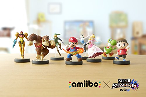 amiibo Smash Peach Figur - 7