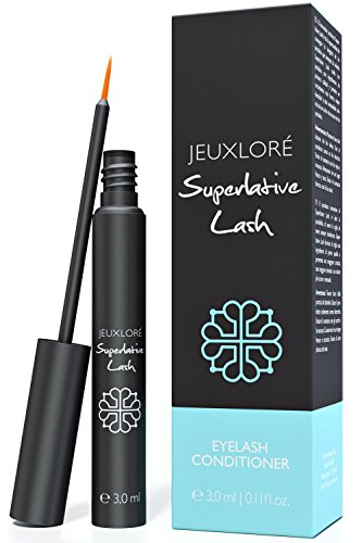 JEUXLORÉ - Superlative Lash Wimpernserum & Augenbrauenserum , 1er Pack (1 x 3 ml) (Formel Mit Die Advanced)