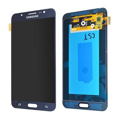 écran LCD pour Samsung j710F Galaxy J72016original Full Set Black–Écran LCD + écran en verre + écran tactile + électronique