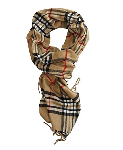 womens-classic-cashmere-feel-winter-scarf-in-rich-plaids