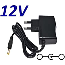 Cargador Corriente 12V Reemplazo Reproductor Blu-ray LG BP125 BP125-P Recambio Replacement