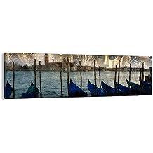 Cuadro sobre lienzo - de una sola pieza - Impresión en lienzo - Ancho: 160cm, Altura: 50cm - Foto número 0250 - listo para colgar - en un marco - AB160x50-0250