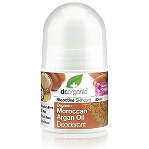 Dr.Organic Moroccan Argan Oil Deodorante 50 ml