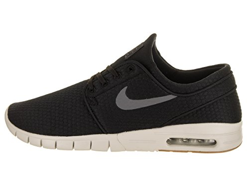 light 020 Nike Low Janoski Bone Top dark Stefan Brown Schwarz Herren Black Med gum Grey Max qwSa1