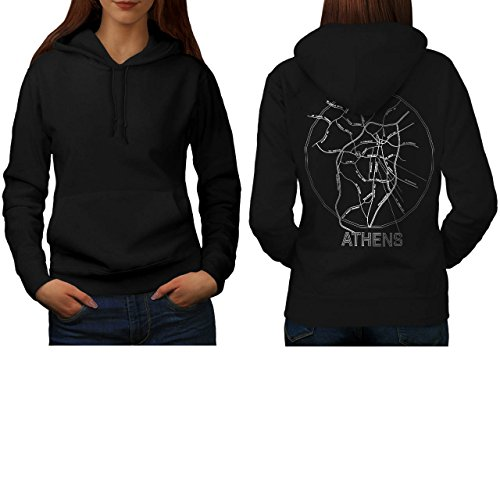 greece-city-athens-big-old-town-women-new-black-s-hoodie-back-wellcoda