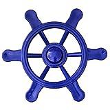 Loggyland Piraten-Lenkrad für Spielturm blau