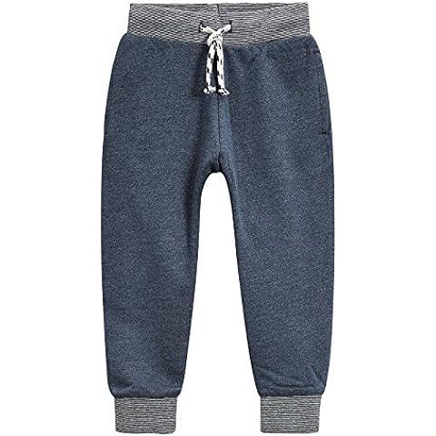 next Niños Infantes Pantalones De Chándal Joggers Puño Elástico Deportivos Casual (3 Meses-6 Años)