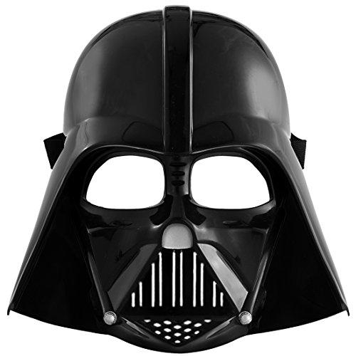(Darth Vader Star Wars mask)