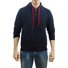 Ruffty Men's Cotton Hoodie Sweatshirt Fullsleeve