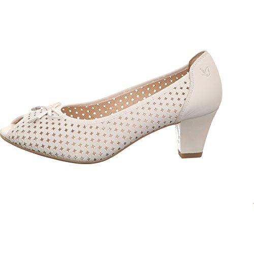Caprice 9-9-29301-28-102, Sandali donna White Nappa
