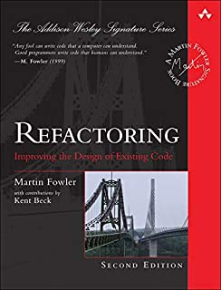 Refactoring: Improving the Design of Existing Code (0134757599) | Amazon price tracker / tracking, Amazon price history charts, Amazon price watches, Amazon price drop alerts