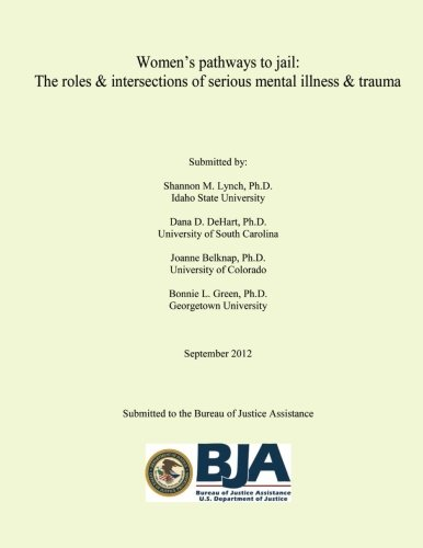 Women's Pathways to jail: The roles & intersections of serious mental illness & trauma