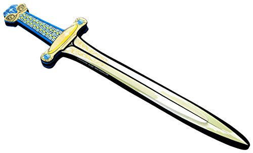 Liontouch 134 Knight Sword, Blue Diamond / Schwert Ritter Löwenstein