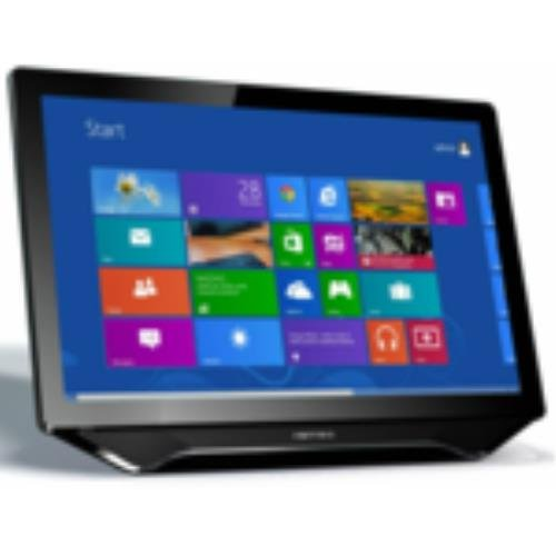 Hanns.G HT231HPB - HannsG 23 INCH wide TOUCH 1920 x 1080 5ms DVI VGA HDMI SPEAKERS HD Windows 8 Compatable VESA Glossy Black