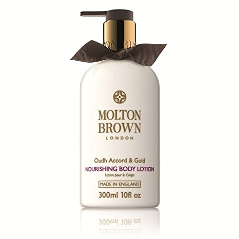 Oudh Accord Gold - Body Lotion