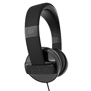 ZAGG ifrogz Audio Carbide-Headphone avec microphone, noir