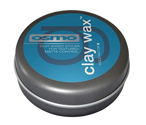 Osmo Clay Wax - Provides Textured Control with a matt Finish - 25 ml, 1er Pack (1 x 25 ml)