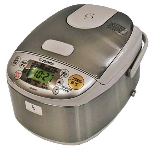 「Disponibile in Italia」ZOJIRUSHI rice cooker 0.54L NS-LLH05-XA(for 220-230V, 50/60Hz)