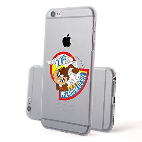 "Hardcase Looney Tunes ""Taz Série"" - Tornade rouge, Iphone 6 Plus/6S Plus 100% Premium Devil"