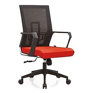CN Bürostuhl Büropersonal Stuhl Mesh Rückenlehne Computer Stuhl Einfache Mode Drehstuhl Freizeit Stuhl