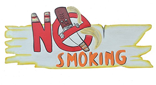 No-Smoking-placa-de-madera-50-cm-Decoracin-para-su-Lounge-Rango-para-colgar