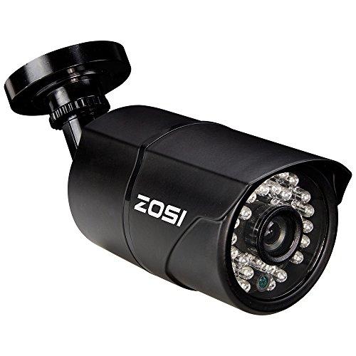 ZOSI 900TVL CCTV di sicurezza Fotocamera, Built-in