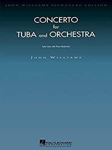 Concerto for Tuba and Orchestra: Tuba with Piano Reduction (Guitar Recorded Versions)
