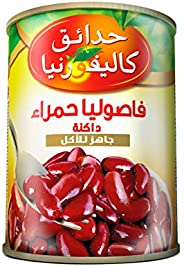 California Garden Canned Red Kidney Beans Dark 400g