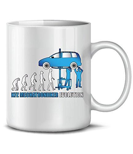 KFZ Meachatroniker EVOLUTION 5913(Weiss-Blau)