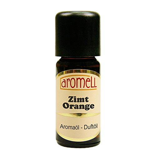 Zimt/Orange Aromaöl (Parfümöl / Duftöl), 10 ml