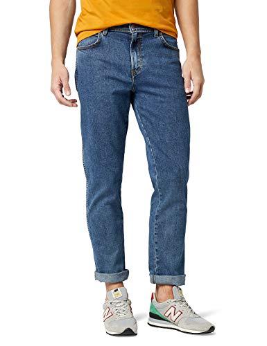 Wrangler Herren Texas  Jeans, Blau (Stonewash, Light blue), 42W / 36L -