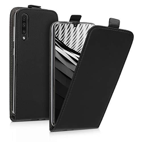 kwmobile Samsung Galaxy A50 Hülle - Handyhülle für Samsung Galaxy A50 - Handy Case Flip Schutzhülle Schutzhülle Flip Case
