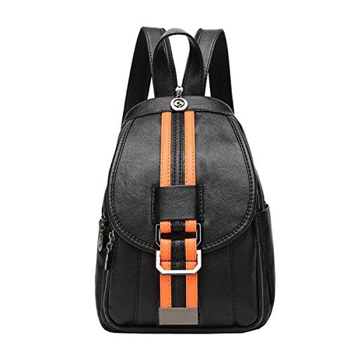 LAIDAYE Mode Einbrecher Erwähnen Diagonale Mehrzweck-Tasche 3