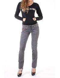 Clink Jeans pour femme Noir EPPYPR-VQ
