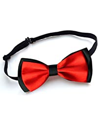 TIED RIBBONS Men's Bow Tie (Red)