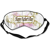 Sleep Eye Mask Father's Day Greetings Lightweight Soft Blindfold Adjustable Head Strap Eyeshade Travel Eyepatch E7 preisvergleich bei billige-tabletten.eu