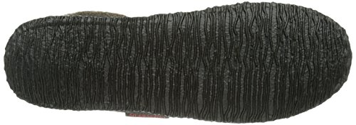 Giesswein Niederthal Unisex-Erwachsene Hohe Hausschuhe Braun (dunkelbraun / 275)