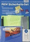 Sicherheits-Set Aw222 + Fahrtenbuch Zweckform Liefermenge = 1