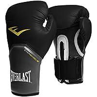 Everlast 2300BK14 - Guante de boxeo elite, color negro
