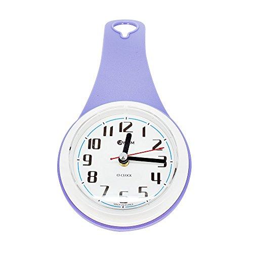 Reloj UPIT en forma de gota de agua impermeable (1,5 x 4 x 21 cm)