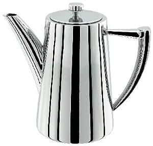 Stellar Art Deco 1.2 Ltr Continental Teapot