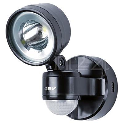 GEV LED Strahler 230 Volt LLL 014701 von GEV auf Lampenhans.de