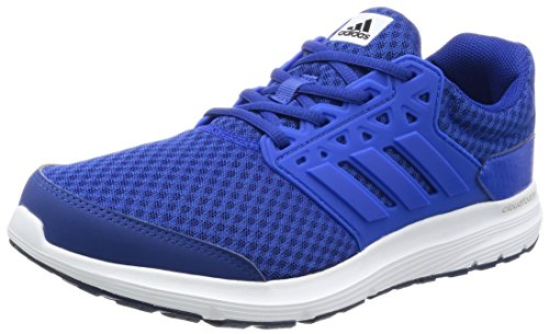 adidas Men's Galaxy 3 Running Shoes, Blue (Collegiate Royal/Blue/Blue), 9.5 UK 44 EU