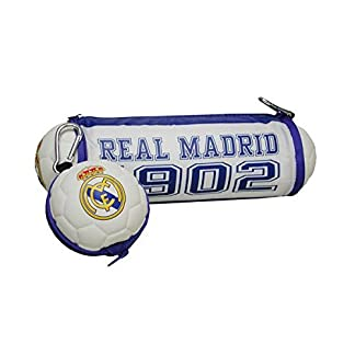 Real Madrid CF – Portatodo balón Plegable (CYP PB-100-RM)