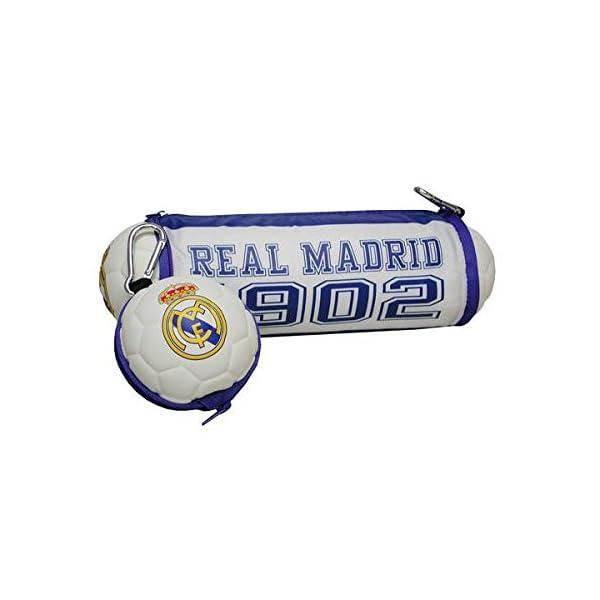 C Y P Real Madrid Estuches, 8 cm, Multicolor