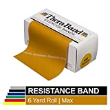 Thera-Band® in 5,5 m Gold, max. stärke