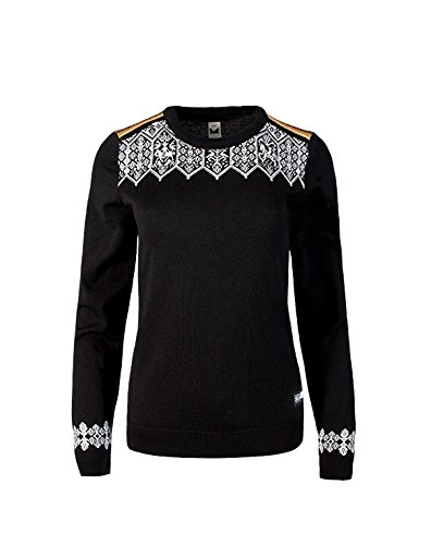 Dale of Norway Damen Lillehammer Feminine Sweater, f, M (Dale Pullover Of Norway)