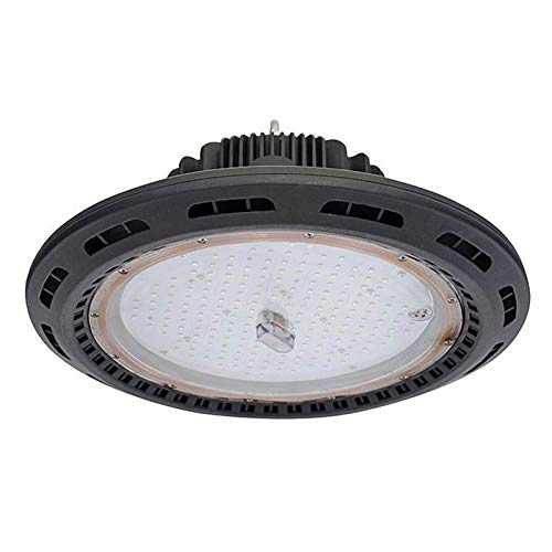 Campana LED UFO industrial para crecimiento de plantas, 240W, PLANT GROW Full Spectrum, Rojo-Azul, Regulable